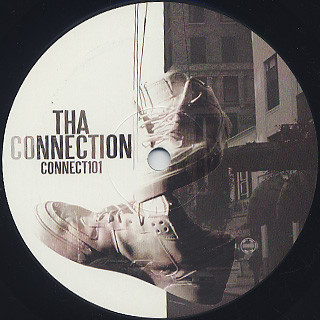 Tha Connection / Connect 101 back