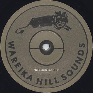Wareika Hill Sounds / Mass Migration label