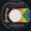 Young-Holt Unlimited / California Montage c/w Straight Ahead-1
