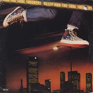 Alley & The Soul Sneekers / S.T.