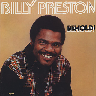 Billy Preston / Behold!