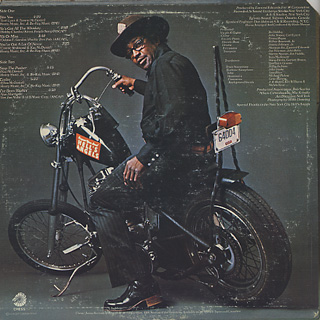 Bo Diddley / Big Bad Bo back