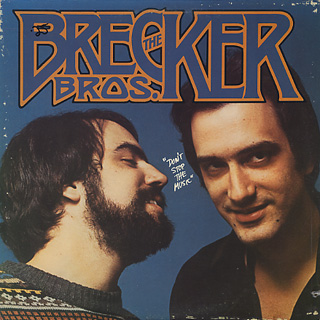 Brecker Bros. / Don't Stop The Music