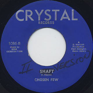 Chosen Few / Shaft (7