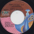 Curtis Mayfield / Baby It's You c/w Breakin' In The Street