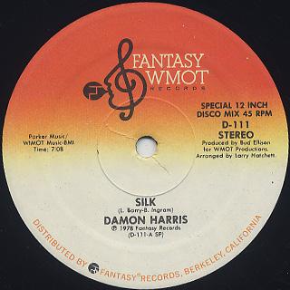 Damon Harris Its Music