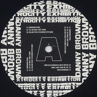 Danny Brown / Atrocity Exhibition label