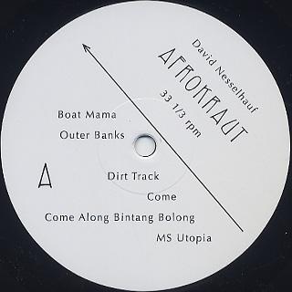 David Nesselhauf / Afrikraut label