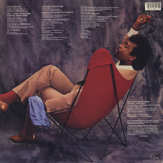Dennis Edwards / Don't Look Any Further back