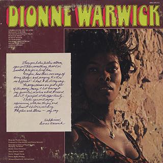 Dionne Warwick / Soulful back