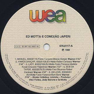 Ed Motta & E Conexao Japeri / S.T. label