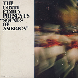 Fabulous Conti Family / Sounds Of America back