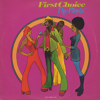 First Choice / The Player front