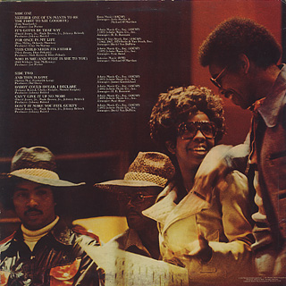 Gladys Knight & The Pips / Neither One Of Us back