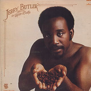 Jerry Butler / The Spice Of Life