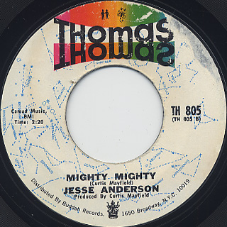 Jesse Anderson / Mighty Mighty