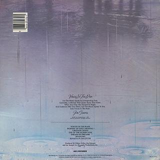 Joe Sample / Voices In The Rain back