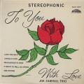 Joe Zawinul Trio / To You With Love