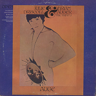 Julie Driscoll and Brian Auger & The Trinity / Open back