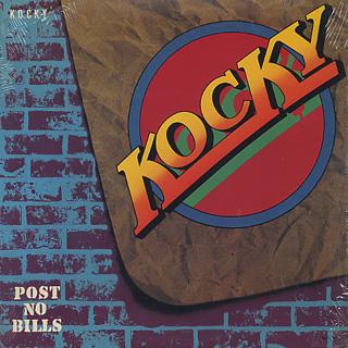 Kocky / Post No Bills