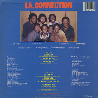L.A. Connection / S.T. back