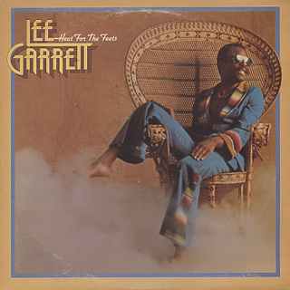 Lee Garrett / Heat For The Feets front
