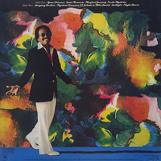 Lonnie Liston Smith / Exotic Mysteries back