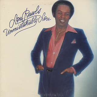 Lou Rawls / Unmistakably Lou front
