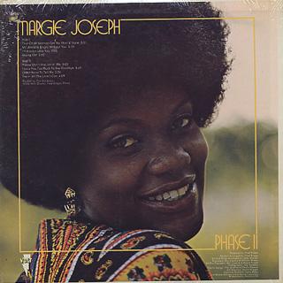 Margie Joseph / Phase II back