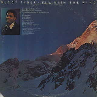 McCoy Tyner / Fly With The Wind back