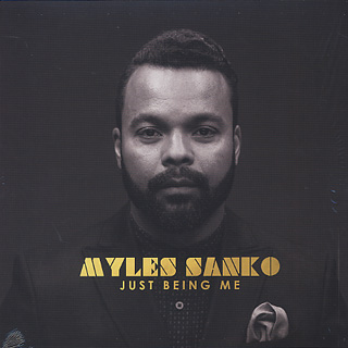 Myles Sanko / Just Being Me front