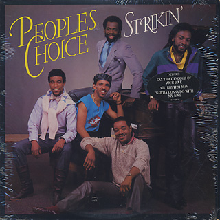 Peoples Choice / Strikin' front