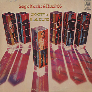 Sergio Mendes & Brasil '66 / Crystal Illusions front