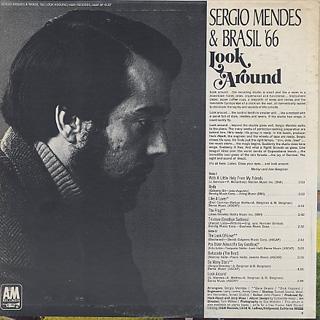 Sergio Mendes & Brasil '66 / Look Around back