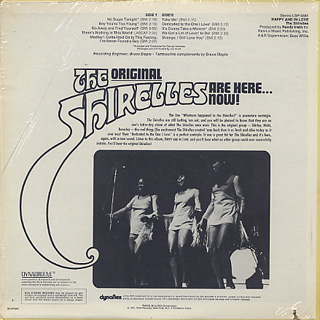 Shirelles / Happy And In Love back