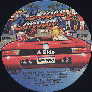 Skizz / Cruise Control label