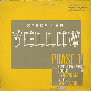 Space Lab Yellow / Phase 1 (Complex Dance Music)