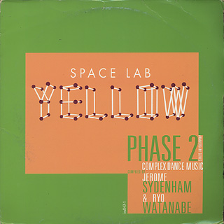 Space Lab Yellow / Phase 2 (Complex Dance Music)
