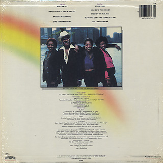 Staple Singers / Hold On To Your Dream back