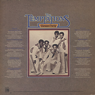 Temptations / House Party back
