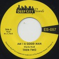 Them Two / Am I A Good Man c/w Love Has Taken Wings