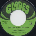 Timmy Thomas / Why Can't We Live Together c/w Funky Me-1