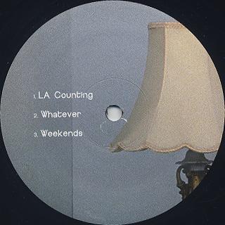 Union Analogtronics x Blu / Cheetah In The City label