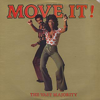 Vast Majority / Move It!