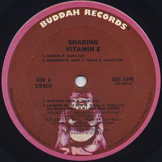 Vitamin E / Sharing label