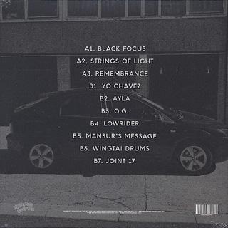 Yussef Kamaal / Black Focus back
