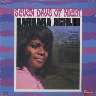 Barbara Acklin / Seven Days Of Night