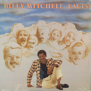 Billy Mitchell / Faces