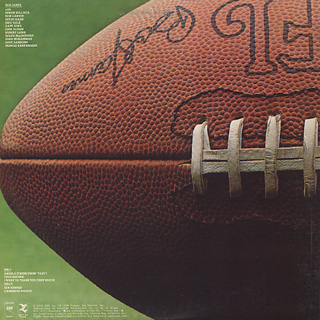 Bob James / Touchdown back