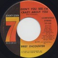 Brief Encounter / (Don't You See) I'm Crazy About You